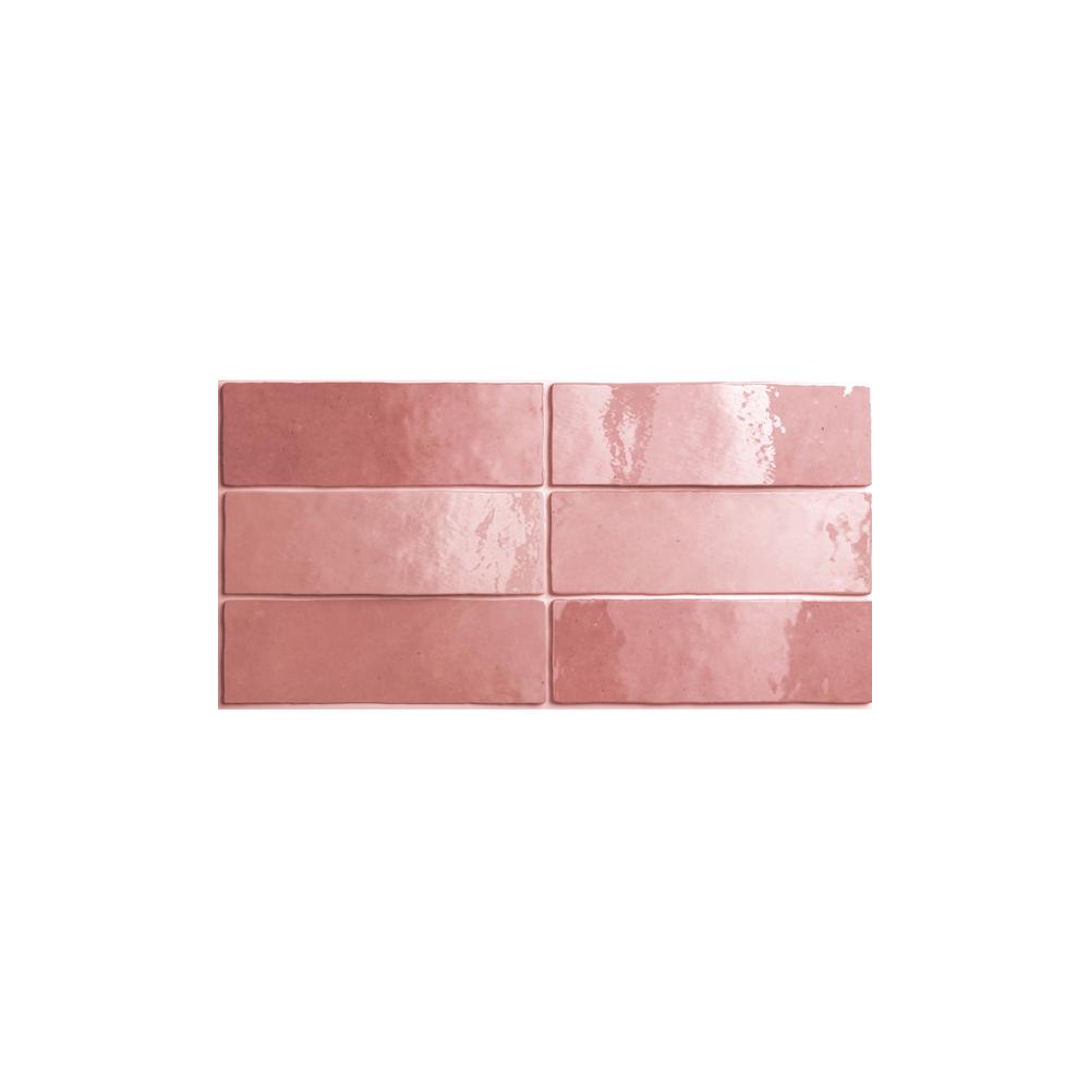 Equipe Artisan Rose Mallow 6 5cm X 20cm Wall Tile Wall