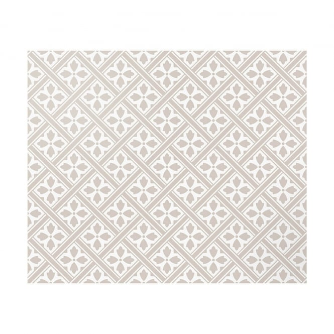 Laura Ashley Mr Jones Dove Grey 90cm x 75cm Splashback Tile - Wall ... 7885bb6f4
